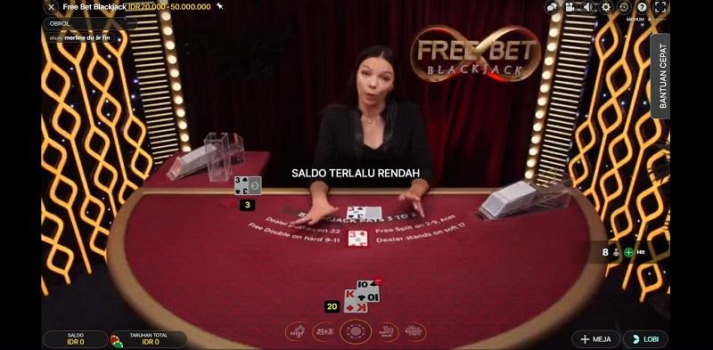 Judi Kartu Blackjack - Panduan Singkat