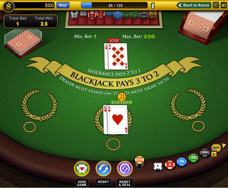 Cara Bermain Kartu Blackjack Online
