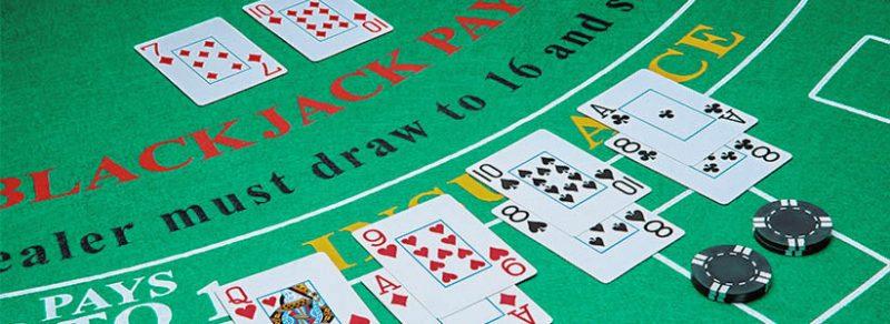 Dasar-Dasar Permainan Blackjack Online