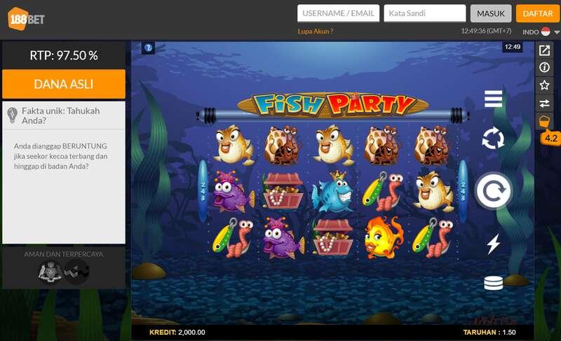 Game Slot Lain Pengganti Tembak Ikan Memakan Koin 188Bet