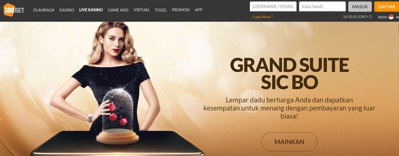 Dua Versi Kasino Paling Bergengsi di Indonesia Oleh Situs 188Bet