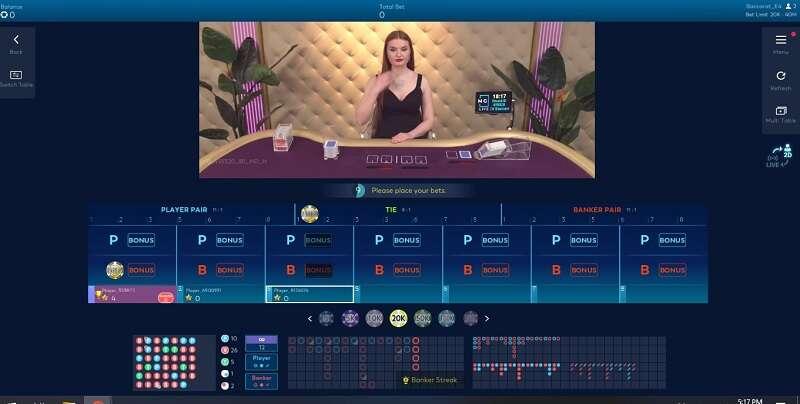 Pertumbuhan Baccarat Casino yang Menawan