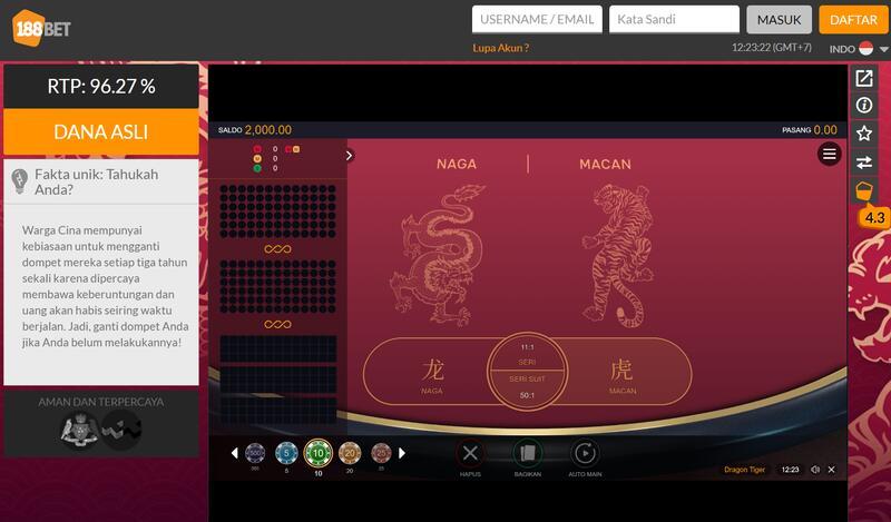 Tips Dalam Permainan Kartu Online dengan Uang Asli di 188Bet